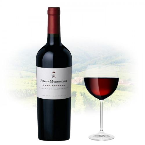 Fabre Montmayou - Gran Reserva - Cabernet Sauvignon | Argentina Red Wine