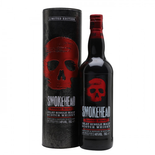 Smokehead - Sherry Bomb Limited Edition | Single Malt Scotch Whisky