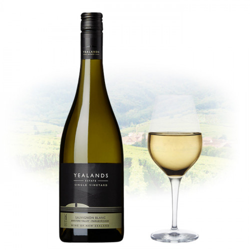 Yealands - Single Vineyard Sauvignon Blanc | New Zealand White Wine