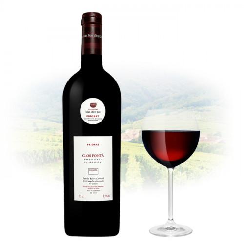 Mas d´en Gil - Clos Fonta | Spanish Red Wine