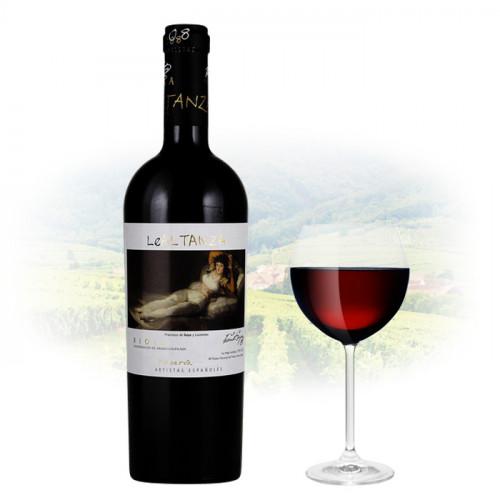 Altanza - Lealtanza Artist Series Goya - Reserva | Spanish Red Wine