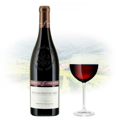 Ferraton Père & Fils - Le Parvis - Châteauneuf-du-Pape | French Red Wine