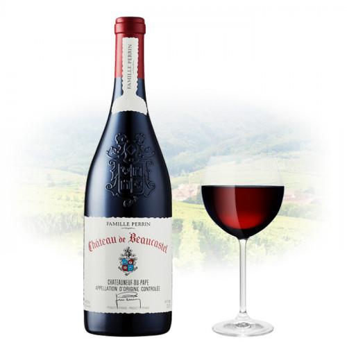 Château de Beaucastel - Châteauneuf-du-Pape Rouge   French Red Wine