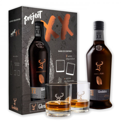 Glenfiddich - Project XX Gift Pack | Single Malt Scotch Whisky