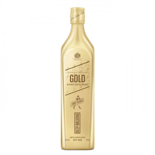Johnnie Walker - Gold Label 1L - 200th Anniversary ICON Edition   Blended Scotch Whisky