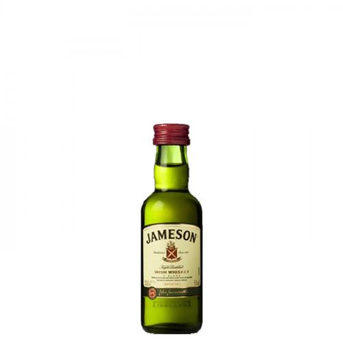 Jameson Triple Distilled - 50ml Miniature | Blended Irish Whiskey