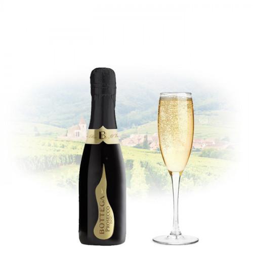 Bottega - Prosecco Miniature - 200ml Miniature   Italian Sparkling Wine