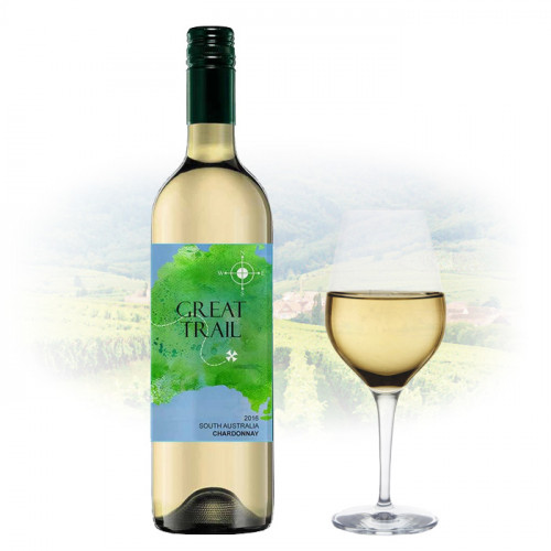Great Trail - Chardonnay   Australian White Wine