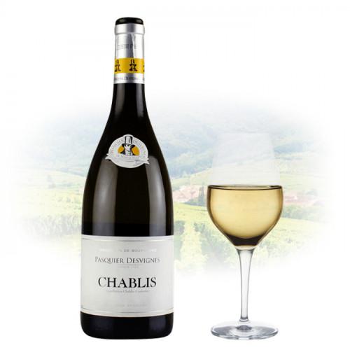 Pasquier Desvignes - Chablis | French White Wine