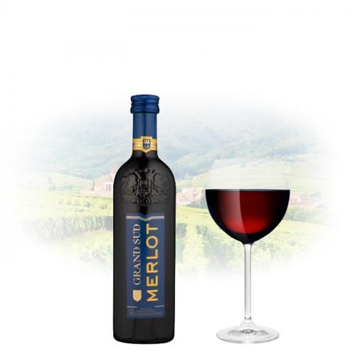 Grand Sud - Merlot 250ml Miniature | French Red Wine