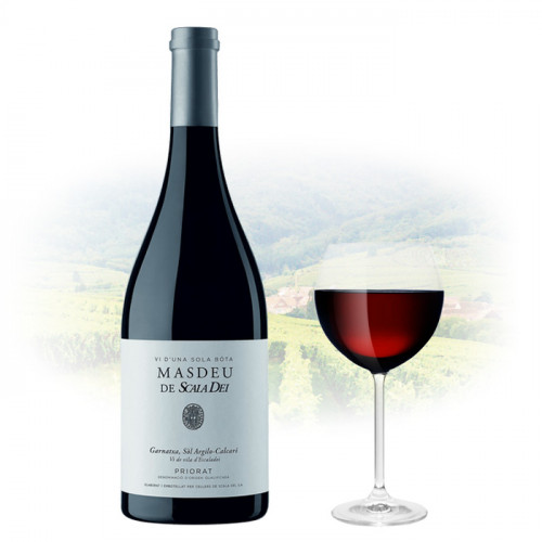 Scala Dei - Masdeu Priorat | Spanish Red Wine
