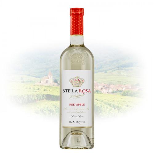 Stella Rosa - Red Apple | Italian Sweet Wine