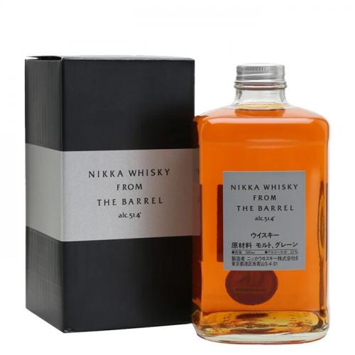 Nikka - From The Barrel | Japanese Whisky