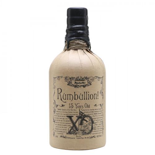 Rumbullion! XO 15 YO | English Rum