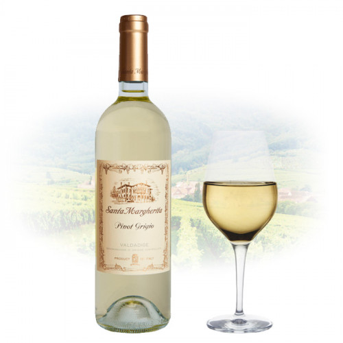 Santa Margherita - Pinot Grigio | Italian White Wine