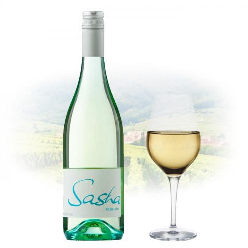 Sasha - Sweet Moscato   Australian White Wine