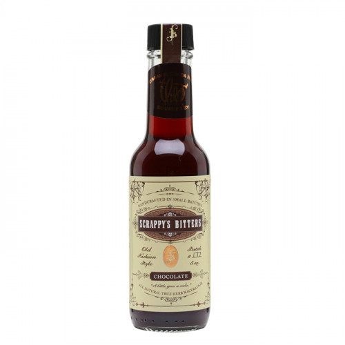 Scrappy's Chocolate | American Bitters