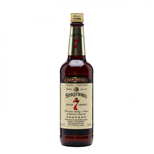 Seagram's Seven 7 Crown 1L | American Whisky