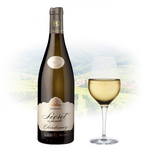 Albert Bichot - Secret De Famille - Bourgogne Chardonnay | French White Wine