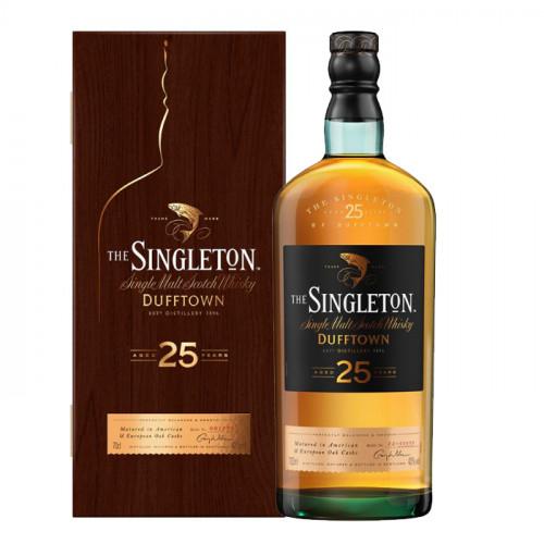 The Singleton - Dufftown - 25 Year Old | Single Malt Scotch Whisky