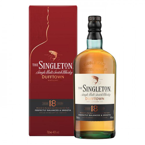 The Singleton of Dufftown 18 Year Old | Philippines Manila Whisky