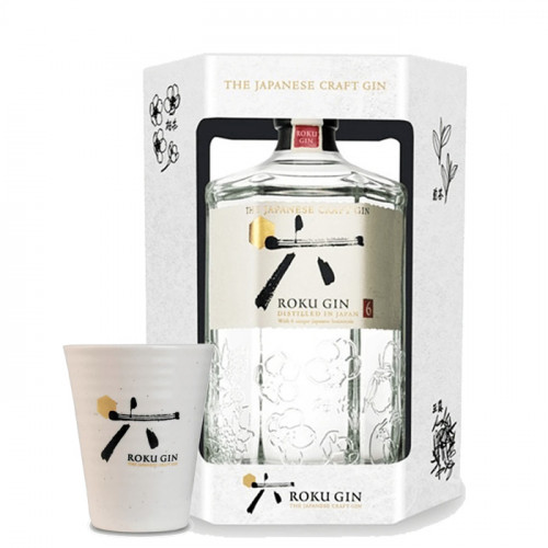 Suntory Roku - Exclusive Cup Set | Japanese Craft Gin