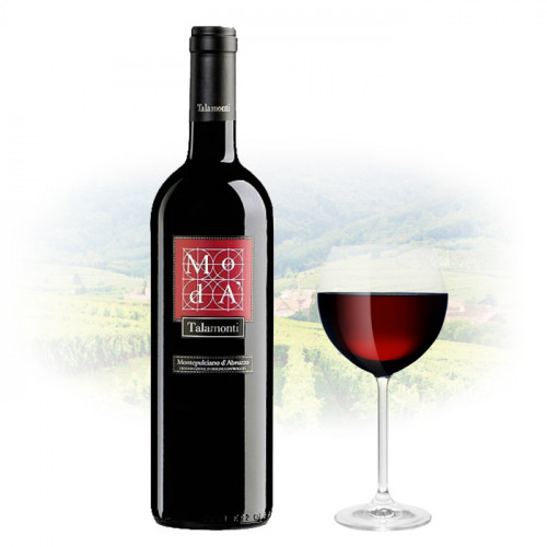 "Talamonti ""Moda"" Montepulciano d'Abruzzo | Italian Red Wine"