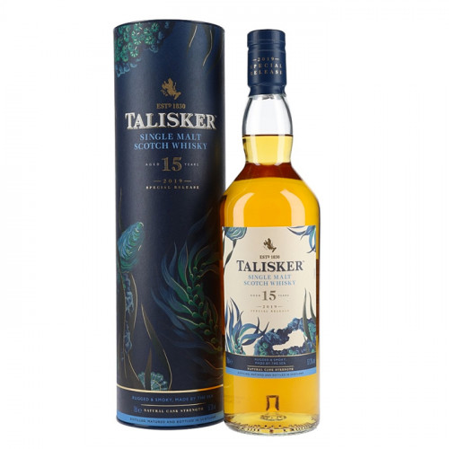 Talisker - 15 Year Old | Single Malt Scotch Whisky