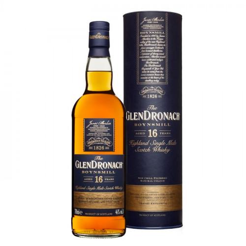 The GlenDronach - Boynsmill - 16 Year Old   Single Malt Scotch Whisky
