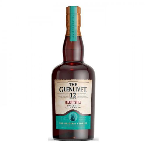 The Glenlivet - 12 Year Old Illicit Still | Single Malt Scotch Whisky