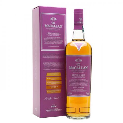 The Macallan Edition No.5 | Single Malt Scotch Whisky