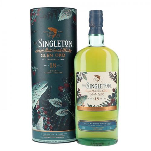 The Singleton - Glen Ord - 18 Year Old - Special Release 2019 | Single Malt Scotch Whisky