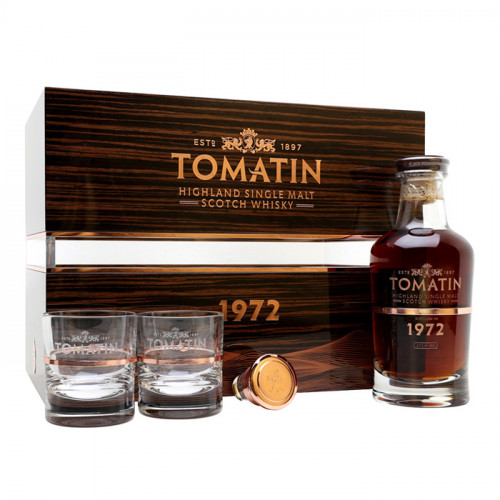 Tomatin 1972 - Warehouse 6 Collection | Philippines Manila Whisky