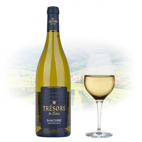 Trésors de Loire - Sancerre   French White Wine