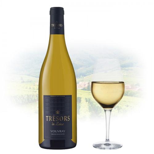 Trésors de Loire - Vouvray | French White Wine
