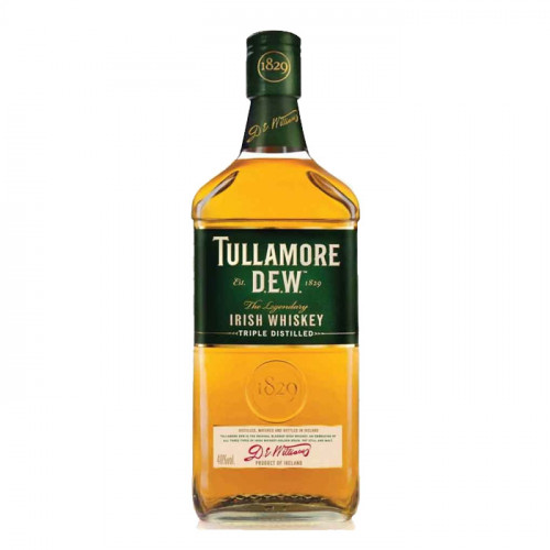 Tullamore Dew - 1L   Blended Irish Whiskey