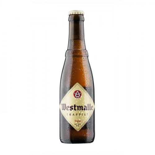 Westmalle Trappist Tripel - 330ml (Bottle) | Belgian Beer