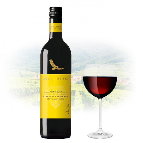 Wolf Blass - Yellow Label - Cabernet Sauvignon | Australian Red Wine