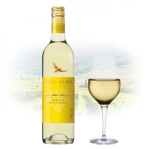 Wolf Blass - Yellow Label - Moscato | Australian White Wine