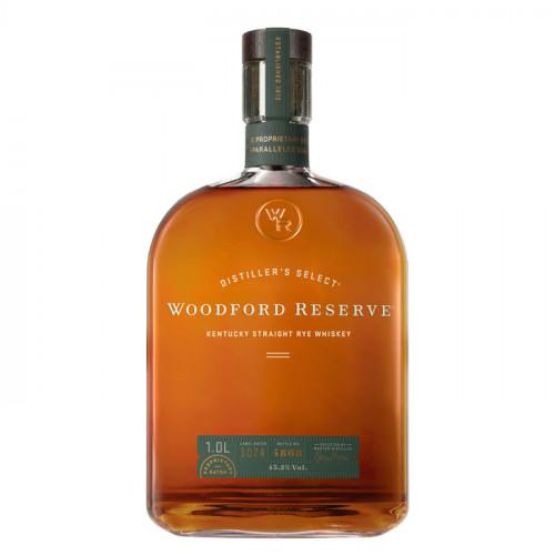 Woodford Reserve - Distiller's Select Rye - 1L | Kentucky Straight Rye Whiskey