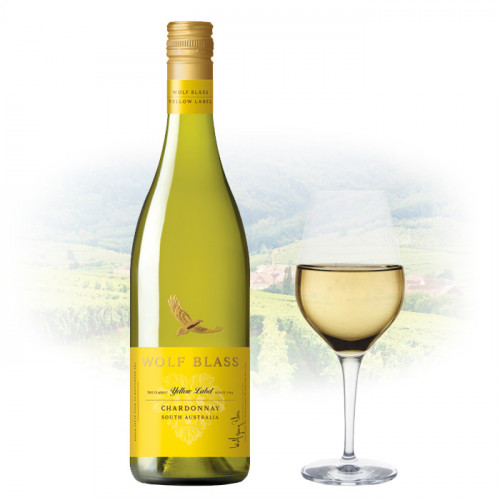 Wolf Blass - Yellow Label - Chardonnay | Australian White Wine