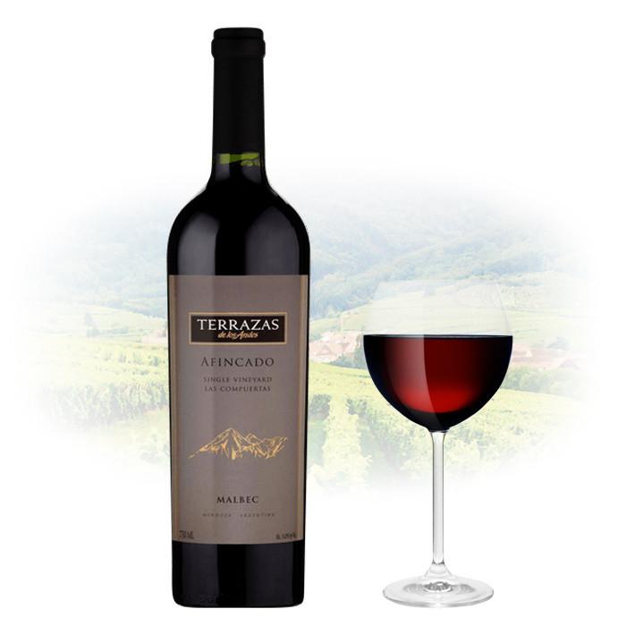 Terrazas De Los Andes Single Vineyard Cabernet Sauvignon Argentina Wine