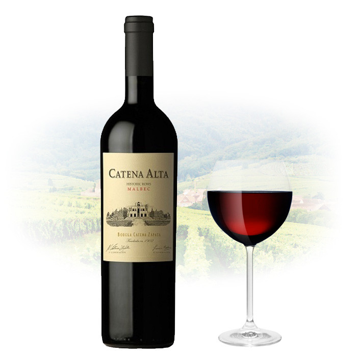 Catena Alta Malbec 2013 Argentinian Red Wine