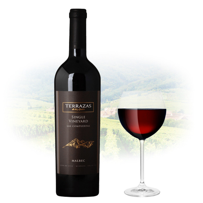 Terrazas De Los Andes Single Vineyard Malbec Argentina Wine