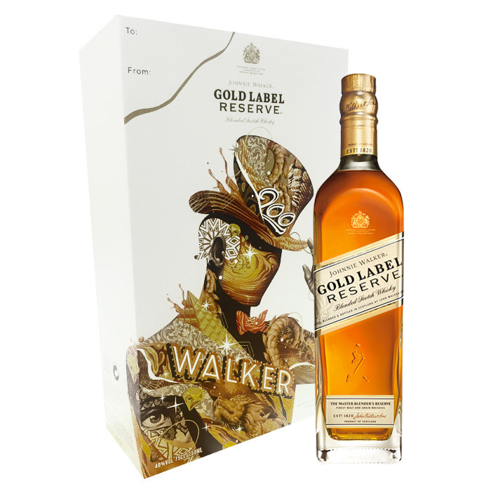 johnnie walker gold label reserve gift pack | manila philippines whisky