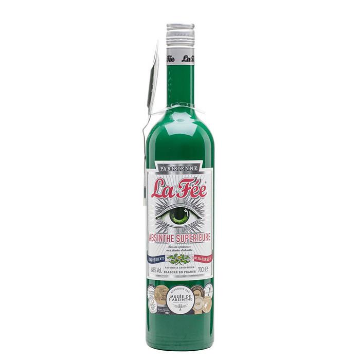 La Fee Absinthe Superieure Parisienne 700ml With Spoon French Liqueur