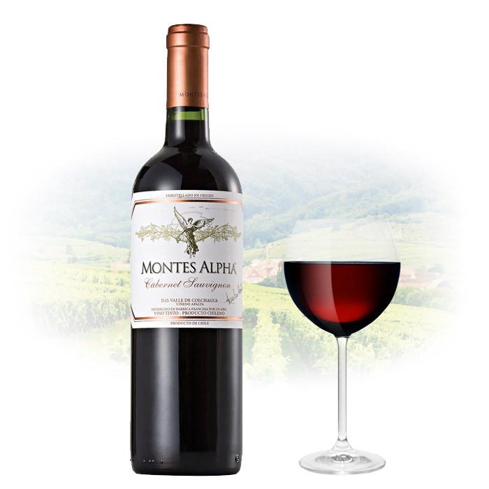montes alpha cabernet sauvignon manila philippines wine. Black Bedroom Furniture Sets. Home Design Ideas