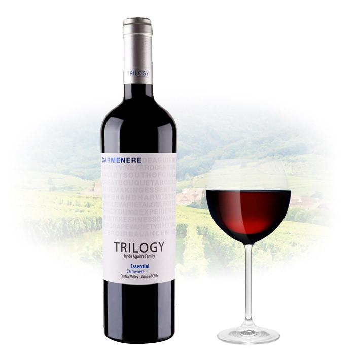 Trilogy Wine Cellar : Trilogy essential carmenere manila philippines wine