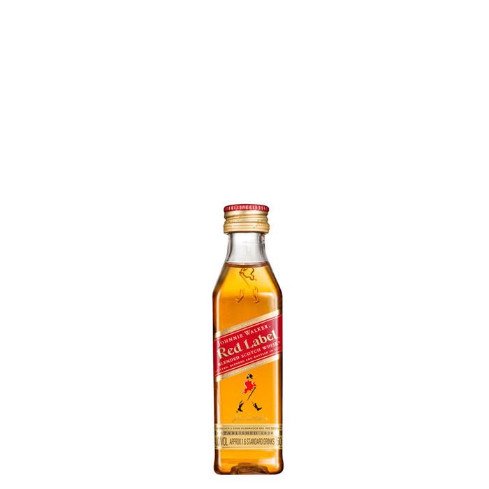 Johnnie Walker - Red Label - 50ml Miniature