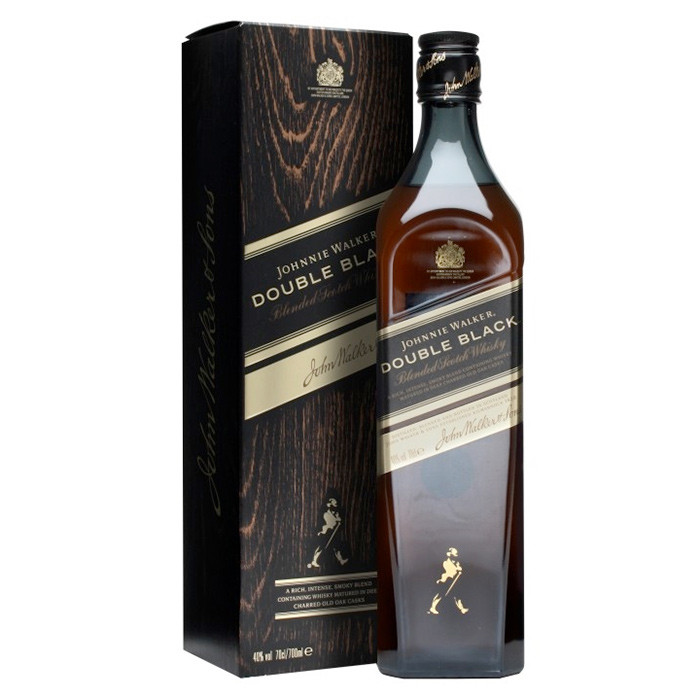 Black Label Price >> Johnnie Walker Double Black 700ml Blended Scotch Whisky
